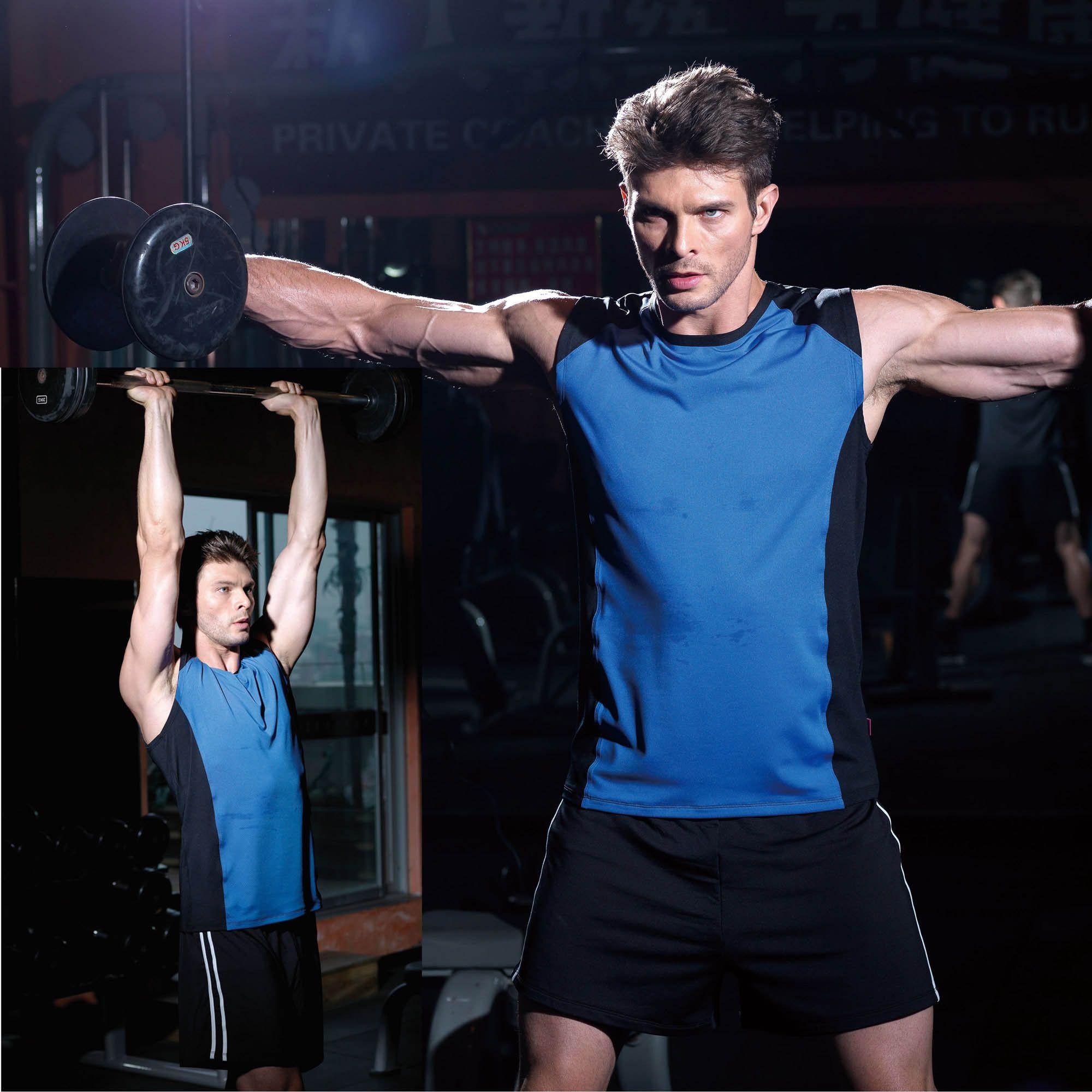 La mejor ropa deportiva para ir al gimnasio la for Deportivas para gimnasio