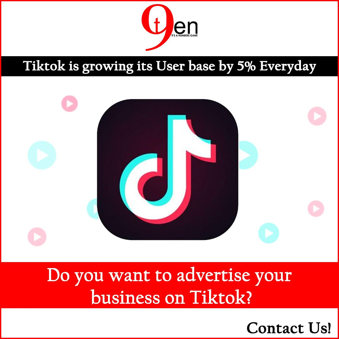 Do You Want To Advertise Your Business On Tiktok Viral Marketing Digital Marketing Network Marketing