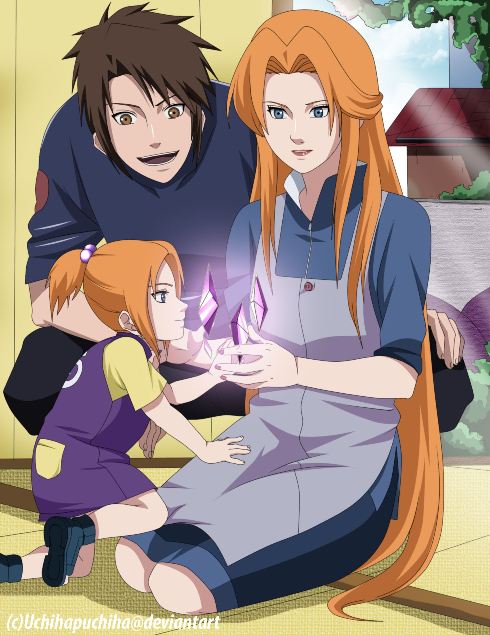 Shiawase no toki wa | Girls And Boys In Naruto | Pinterest ...