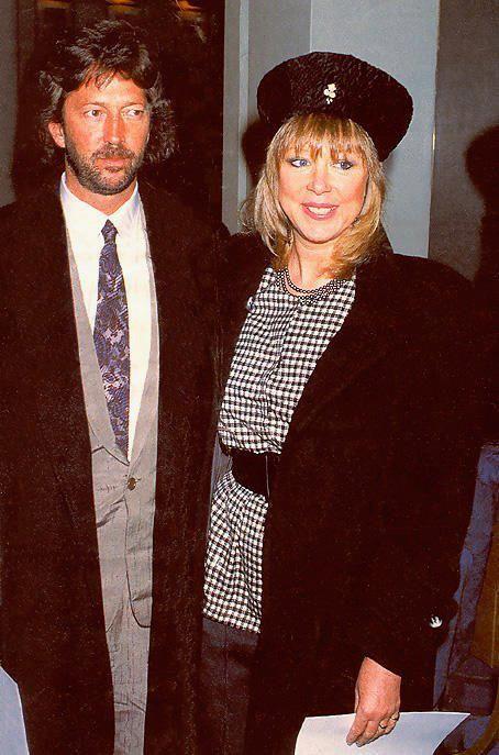Pattie Boyd & Eric Clapton   Eric clapton, Eric clapton slowhand ...