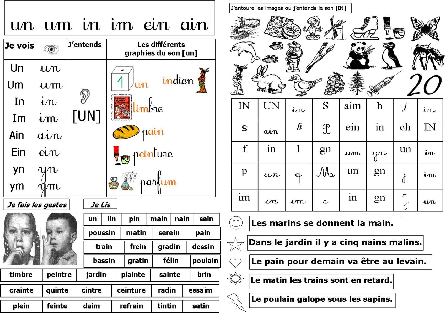 04 Tout pour le français CP   BLOG GS CP CE1 CE2 de Monsieur Mathieu JEUX et RESSOURCES