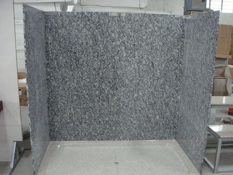 China Surf White Granite Tub Surrounds, Find Details About China Granite Tub  Surrounds, Granite Shower Panels From Surf White Granite Tub Surrounds    Wanfu ...