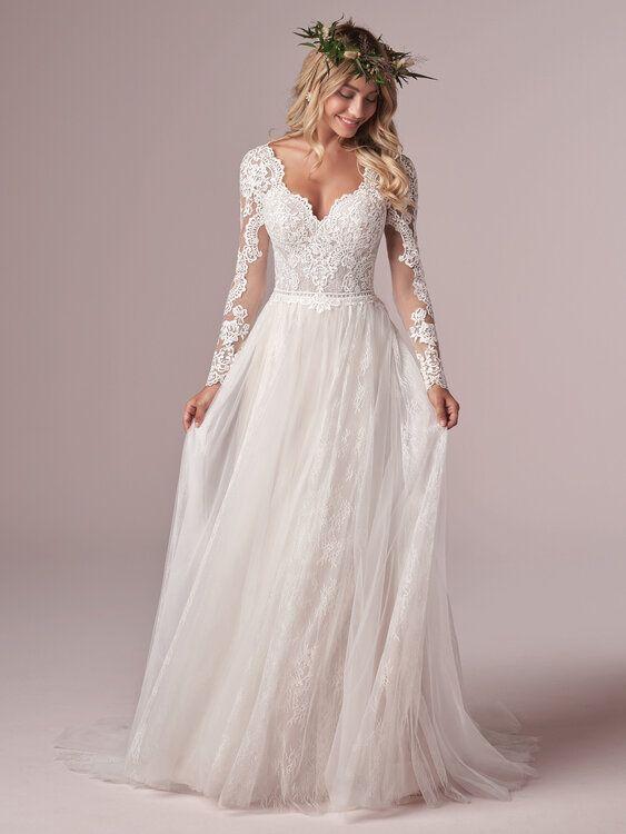 Die neue Brautkleid-Kollektion für den Herbst 2020 von Rebecca Ingram: Süß, modern & aufregend