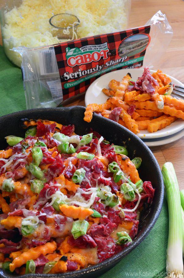 Make a healthy Irish snack of Sweet Potato Irish Fries in less than 30 minutes!