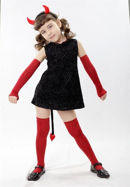 Как сделать костюм чёрта фото 285