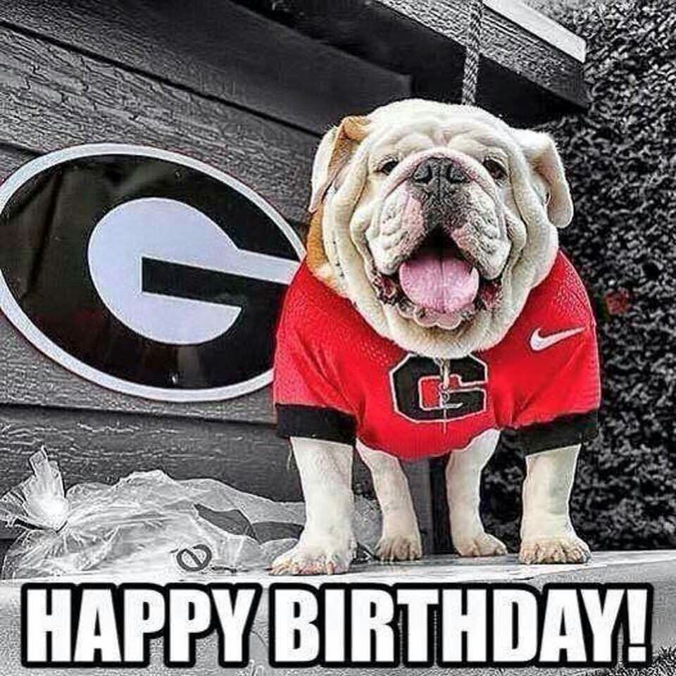 georgia bulldog fans pin by cindy fain on go dawgs georgia bulldogs birthday 8421