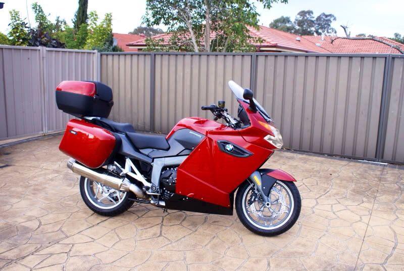 My 2010 Bmw K1300 Gt Ducati Multistrada Bmw Motorcycle
