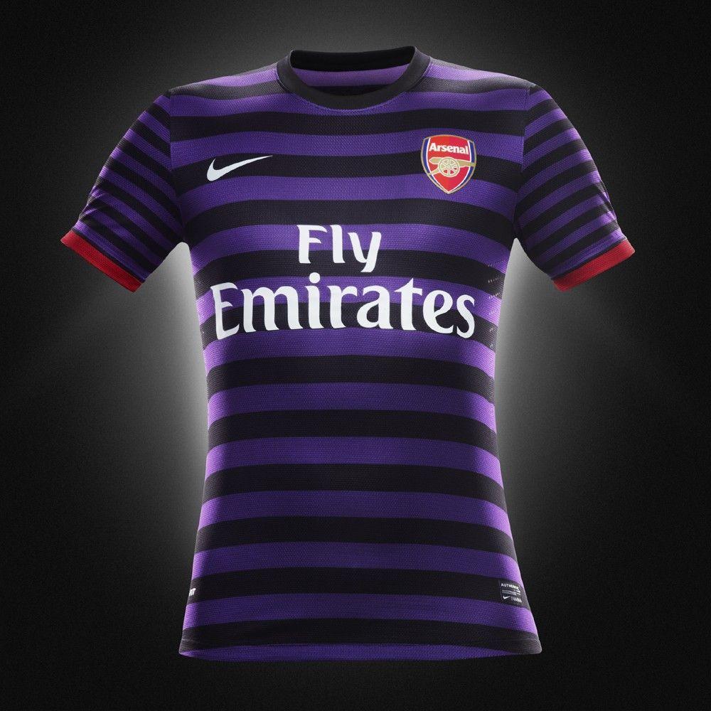 super popular pretty cheap online retailer Arsenal 2012/13 Away Shirt | soccer!!! | Football outfits ...