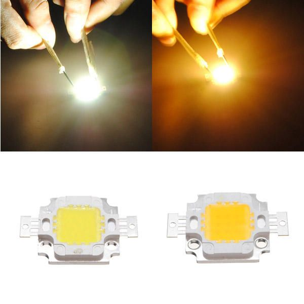 10w 900lm White Warm White High Bright Led Light Lamp Chip Dc 9 12v Lighting Accessories From Lights Lighting On Banggood Com Bright Led Lights Led Light Lamp Led Lights