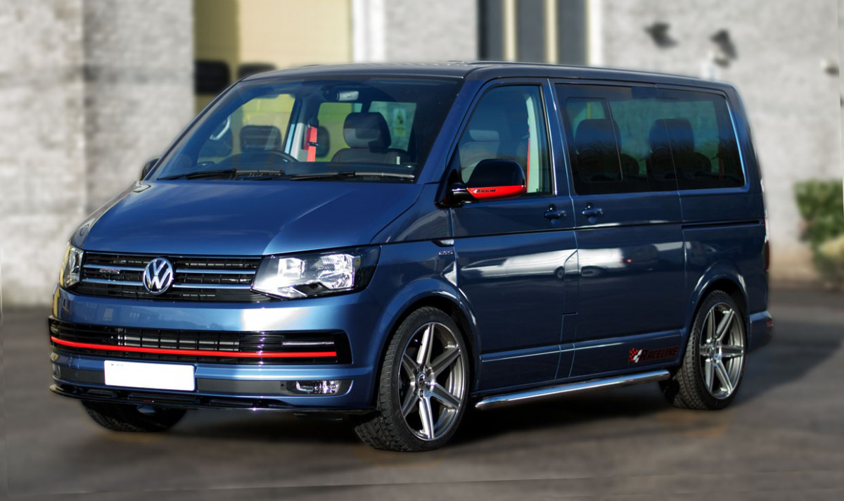 vw t6 transporter caravelle raceline gts vw. Black Bedroom Furniture Sets. Home Design Ideas