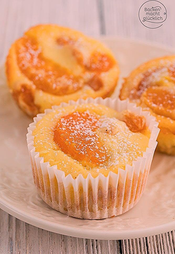 Photo of Käsekuchen-Muffins mit Streuseln | Backen macht glücklich