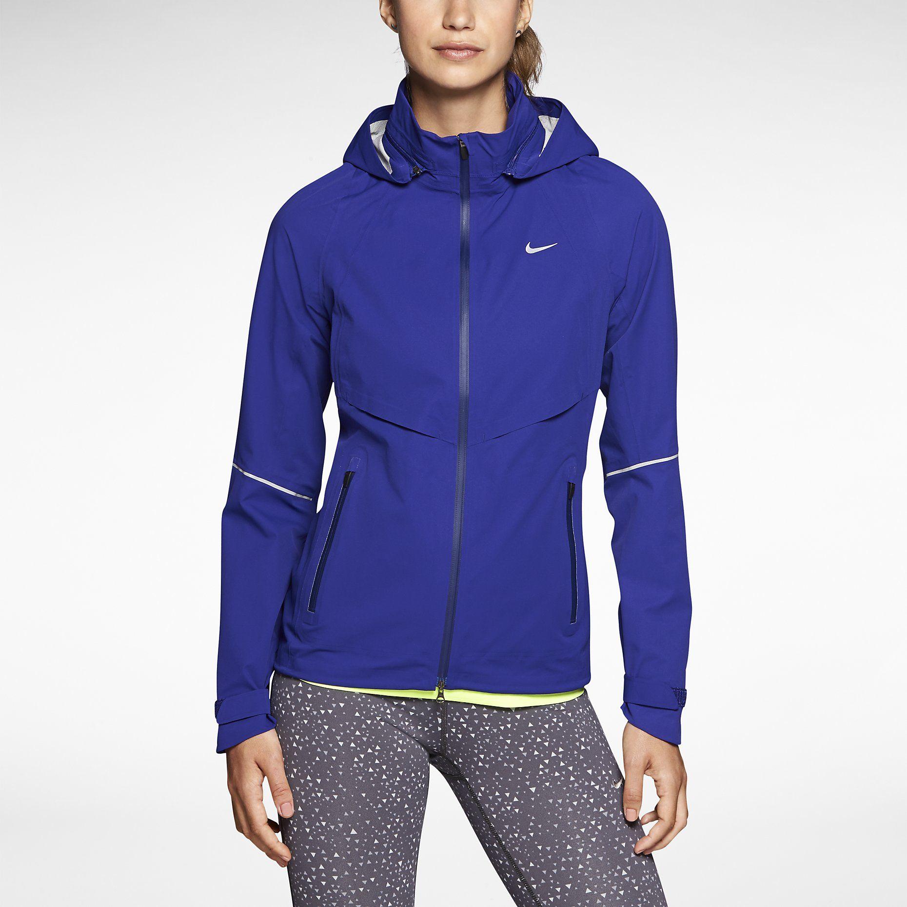 403b026d7092 Nike Rain Runner Women s Running Jacket. Nike Store