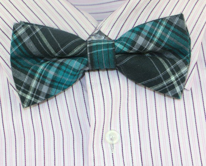 OCIA® Mens T/C Cotton Plaid Handmade Bow Ties - OM80 at Amazon Men's Clothing store: