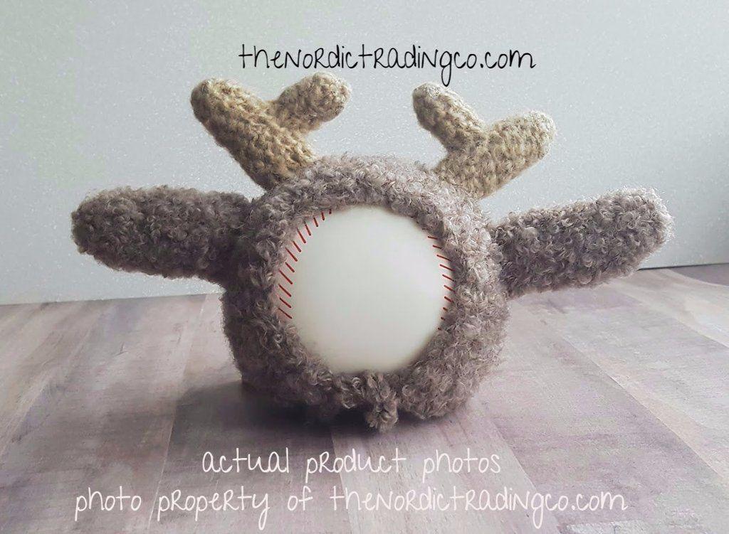 It s a Buck Newborn Boy Handmade Deer Hat Beanie