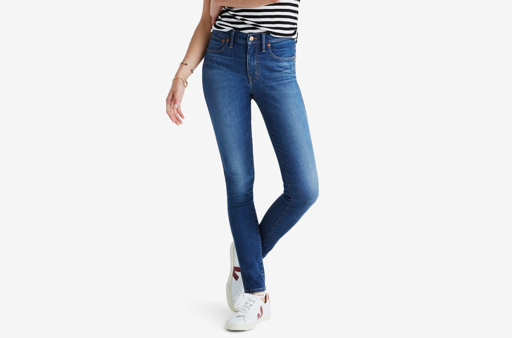 e69bd63a81d The Best High-Waisted Jeans for Sitting