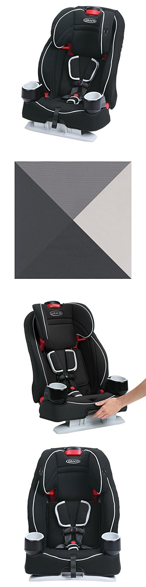 Graco Atlas 65 2in1 Harness Booster Car Seat, Glacier