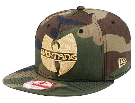Woodland Wu-Tang Symbol 9Fifty Snapback Cap by WU-TANG x NEW ERA ... 3fe1d2f06df