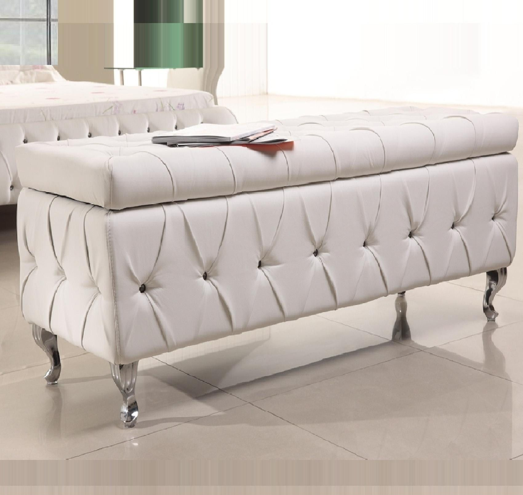 Cassapanca ikea bianca design inspiration - Panca camera da letto ikea ...