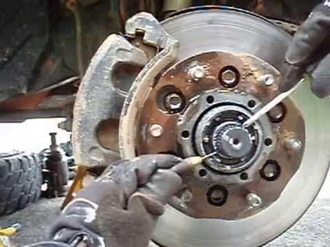 1999 Isuzu Rodeo Repair Manual