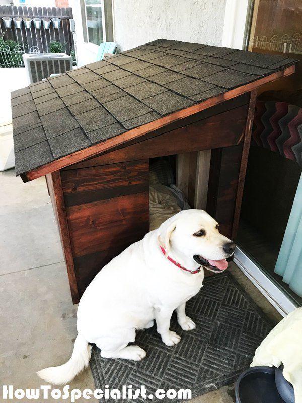 DIY Extra Dog House