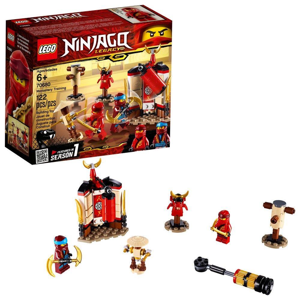 Spinjitzu 2019 Monastery Training Lego Of 70680 In NinjagoMasters kZiuPX