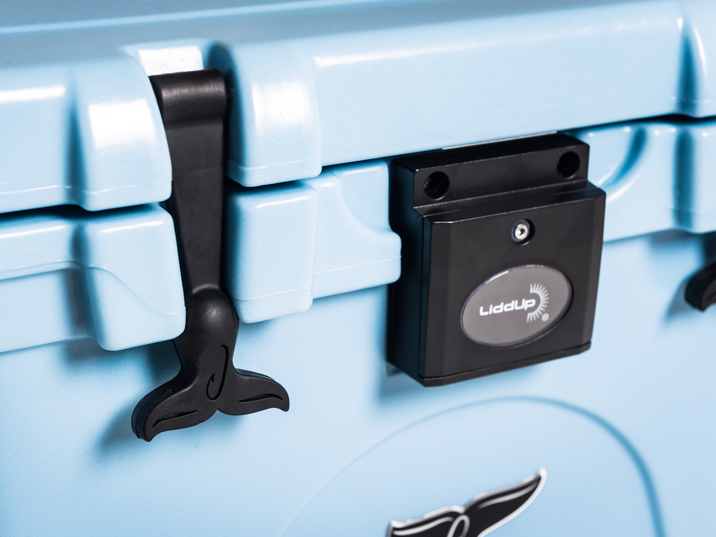 Check Out One Of Our Favorite Features Of The New Orca Liddup Durable Whale Tail Latches That Keep Your Lid Shut And Ensure A Perfect Whale Tail Orca Durable