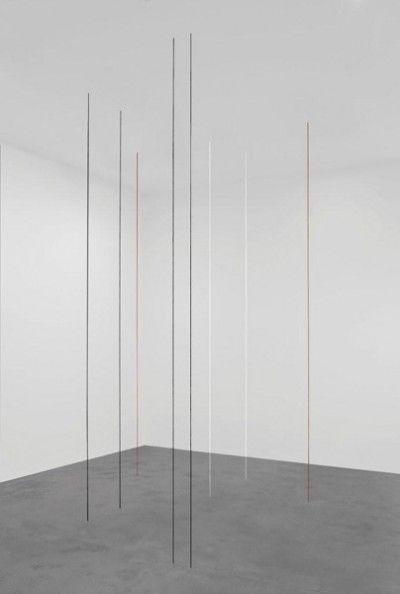 Lines via minimalissimo inspiration pinterest for Minimal art installation