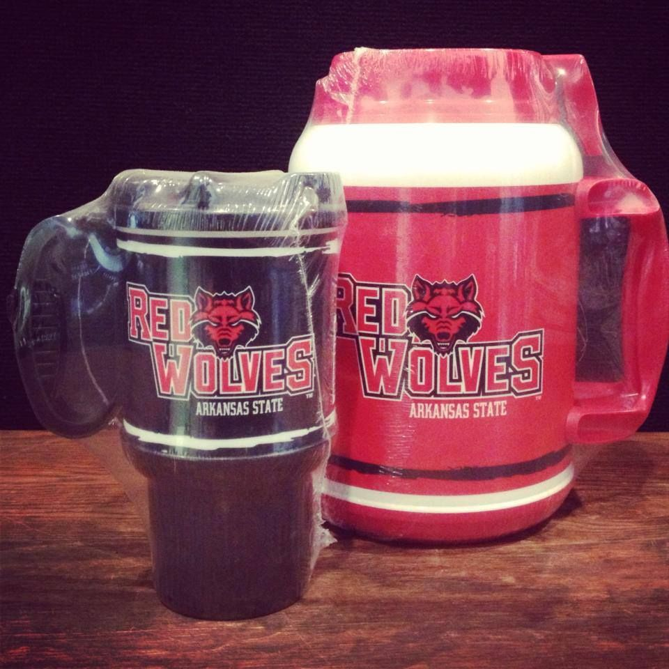 Red Wolves Mugs And Cups Available At Bennetts Nursery 110