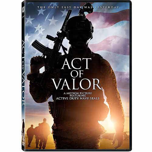 Act Of #Valor (Widescreen) $14.96