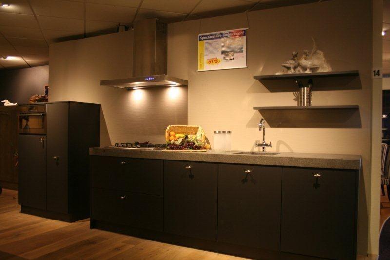 Paul Roucher Keukens : Rechte antraciet keuken paul roescher kitchen ideas