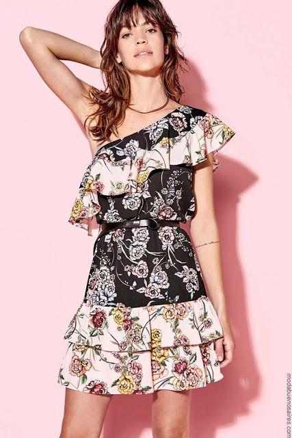 62692b332 Moda primavera verano 2018  Estilo Casual Urbano y Noche en ropa de mujer  en lo nuevo de Ceilonia.