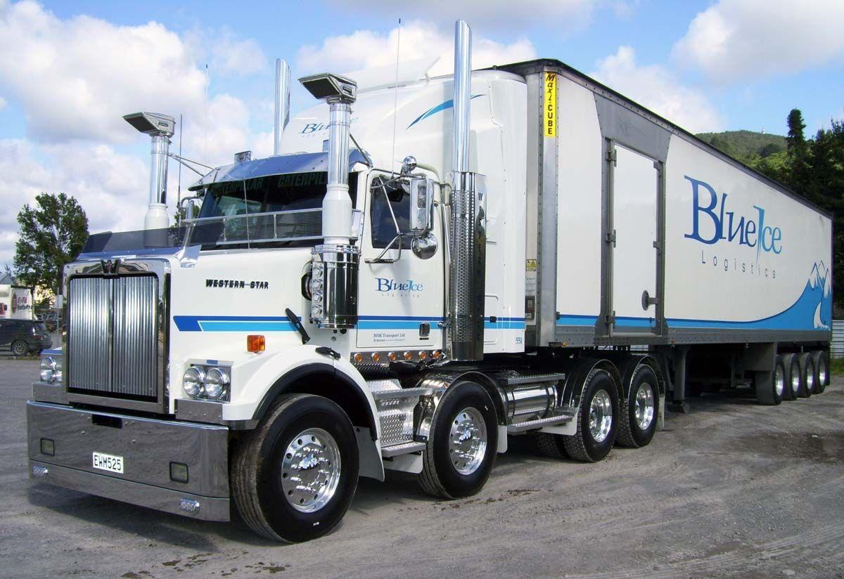 Trucking Western Star Trucks Trucks Custom Big Rigs