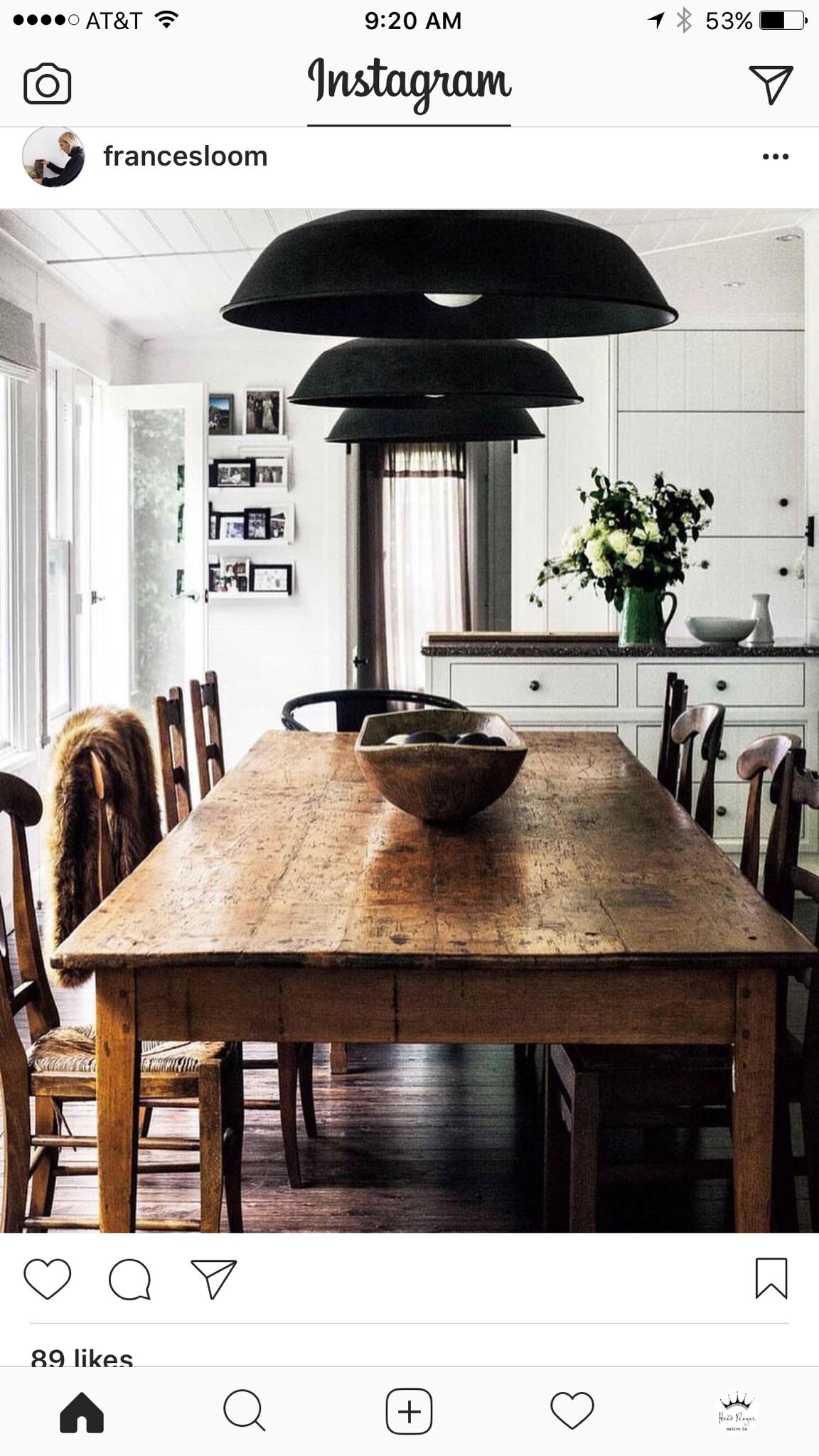 Pin Do A Donna Malkin Em Loma Pinterest -> Casa Sala De Tv Sala De Jantar A Fazenda