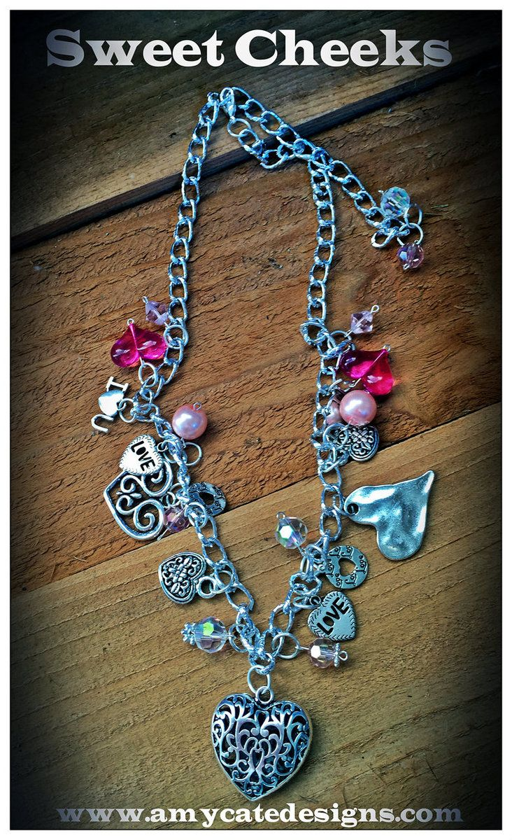 ca877974baef84 Sweet Cheeks Necklace - Amy Cate Designs
