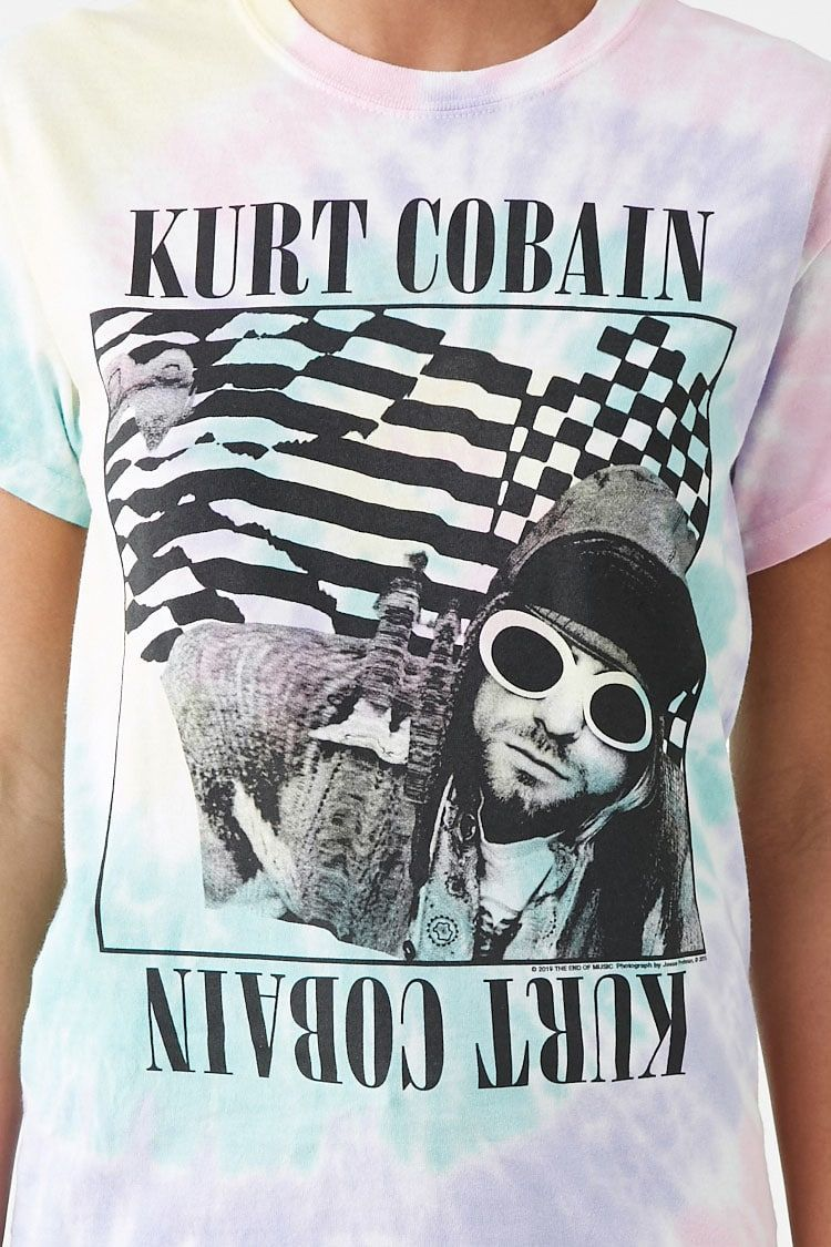 2d22f981 Kurt Cobain Graphic Tee #Affiliate , #AD, #Cobain, #Kurt, #Tee, #Graphic