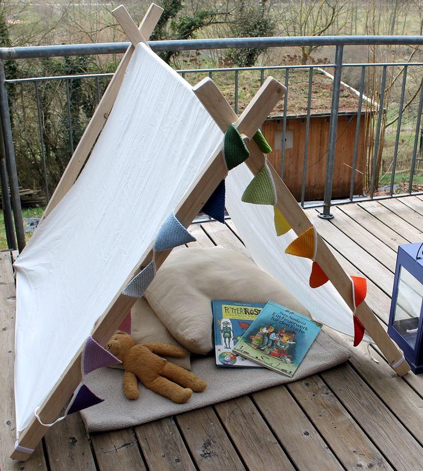 grimmskram kinderzelt playgrounds kinder zelte. Black Bedroom Furniture Sets. Home Design Ideas