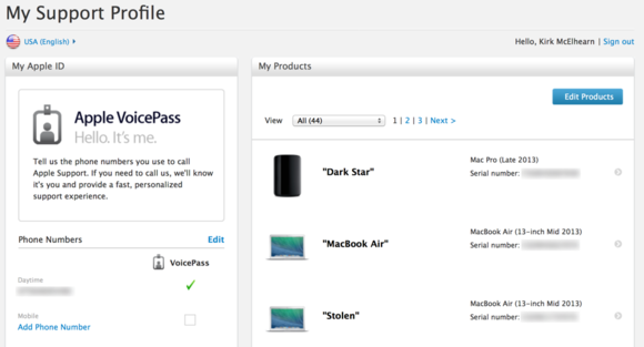 The Apple Customer Support Site That S Built Just For You Apple Support Apple Site