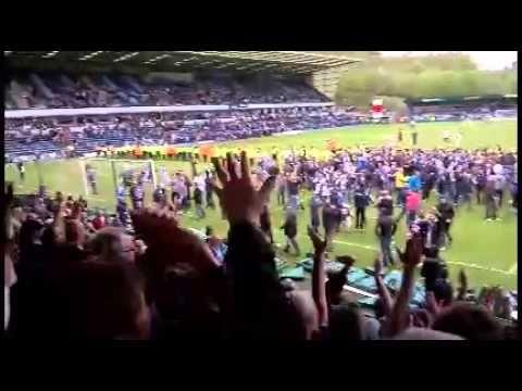 ▶ 1-2 Wycombe Wanderers vs Bristol Rovers 26.04.14 - YouTube