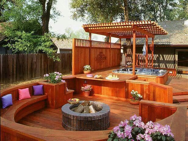 Sweet Backyard