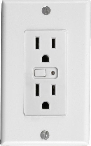 Ge 45605 Z Wave Technology Duplex Receptacle By Ge Http