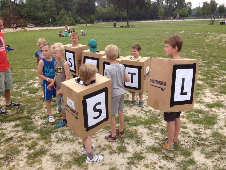 Bekend volwassen spelletjes voor buiten - Google zoeken - Sportdag  IF55