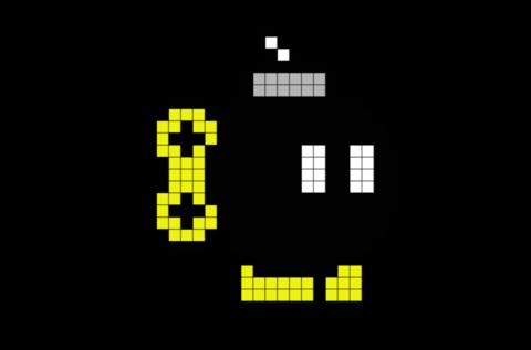bob omb mario pixel art from bobomb. Black Bedroom Furniture Sets. Home Design Ideas