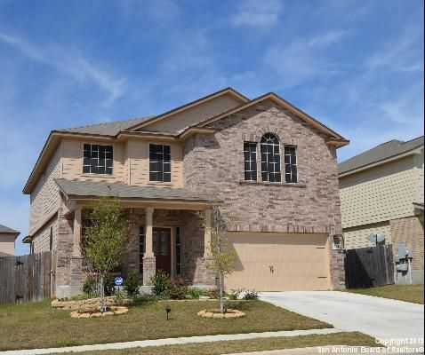 4 Bedroom 2 1 2 Bathroom 2 Story House In Cibolo Tx 219 900 Real Estate For Sale For More Info Go To Dougcurtis Texas Co Story House House Styles Cibolo
