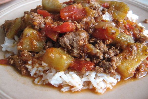 Tortma Stew - My Little Twist on a Traditional Arabic Meal. Photo by FloridaNative