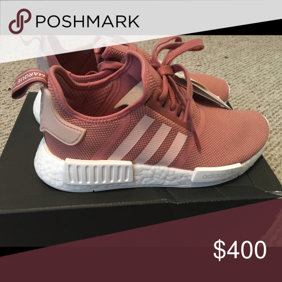 Woman's Adidas NMD_R1 8 US Size Pink Woman's Adidas NMD_R1 8 US Size Pink Adidas Shoes Athletic Shoes