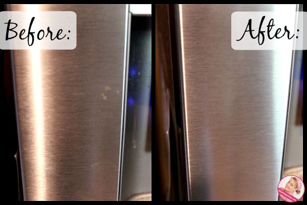 Dealing With Rust Stains On My Stainless Steel Appliances A Slob Comes Clean How To Clean Rust Rust On Stainless Steel Clean Rust Stains