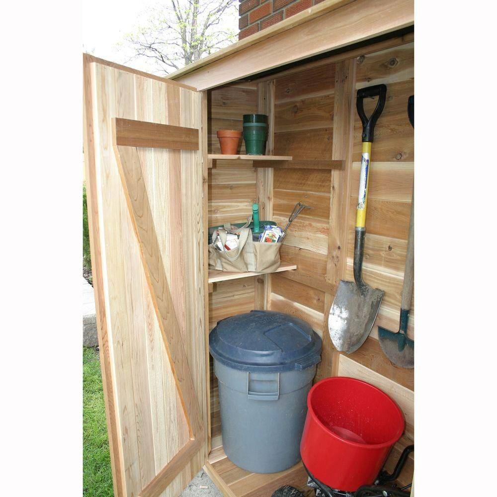 Outdoor Living Today 3 ft. x 6 ft. Western Red Cedar Grand ... on Outdoor Living Sale id=58918