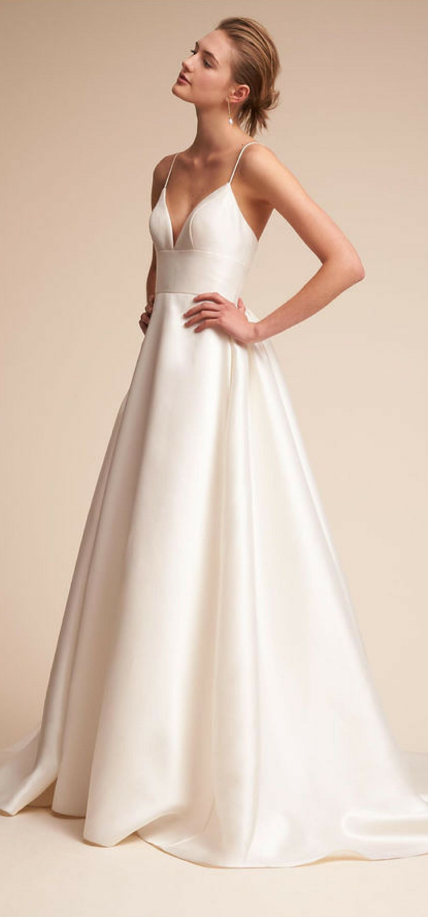 Wedding dresses springfield mo  We love this ballgownus sinfluenced edgeuitus chic and elegant