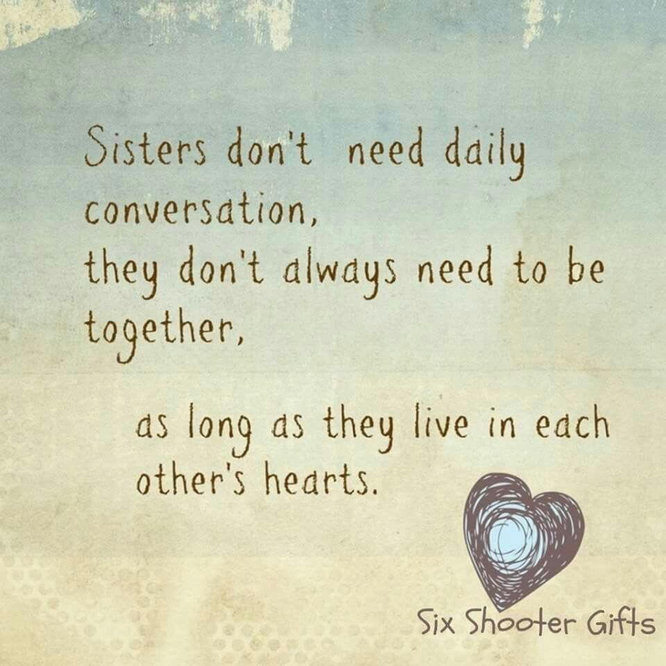 Pin By Sheri Sanbeck On Lifes Ever Changing Moments Sister Love Quotes Sister Quotes Sister Birthday Quotes