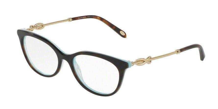 72a0de10246 Tiffany TF2142B Eyeglasses Brand  Tiffany Model  TF2142BGender  Woman  Shape  Oval Front Material